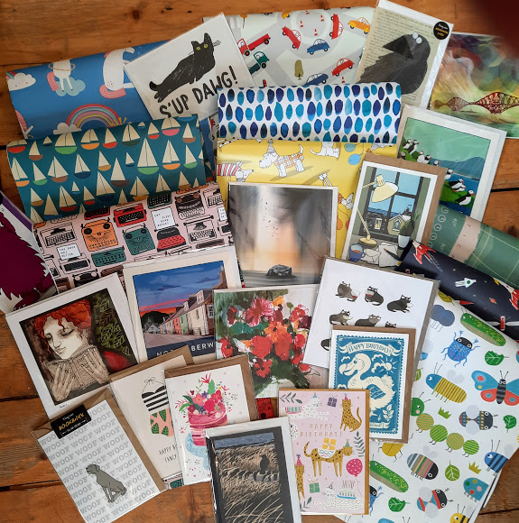 Cards & Wrapping Paper